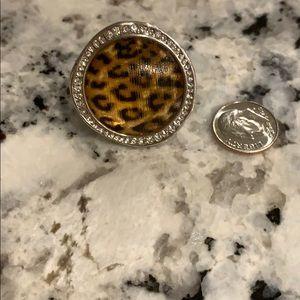 Brighton Leopard 🐆 Ring
